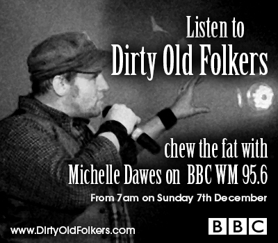Dirty Old Folkers on BBC WM